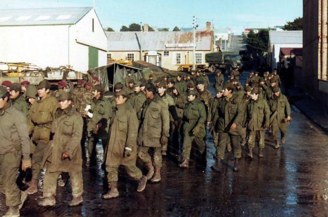 Argentine Prisoners of War