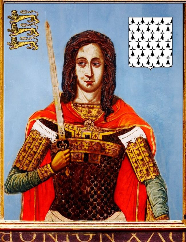 Arthur of Brittany.
