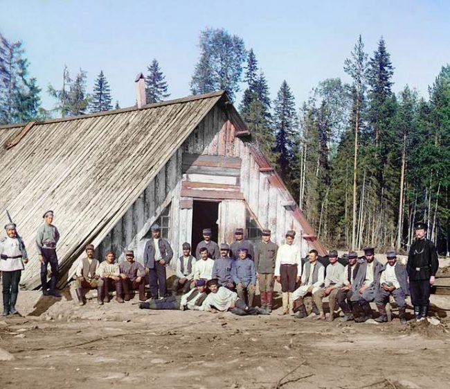 treatment of ww1 prisoners
