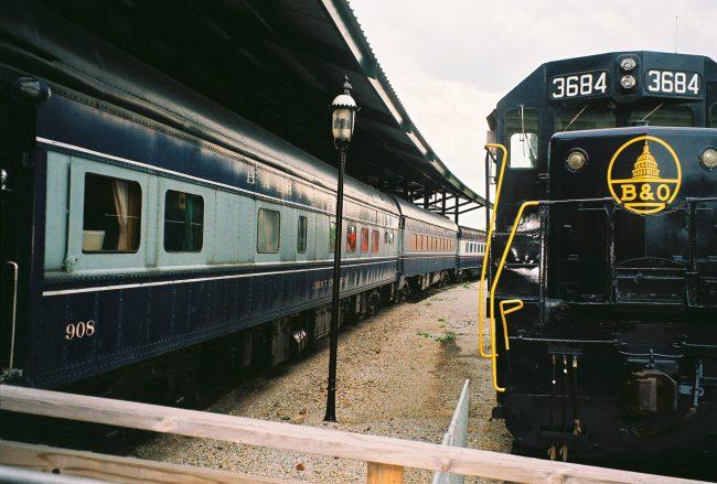 Baltimore and Ohio Railroad rolling stock