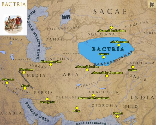 Why Was There An Ancient Greek Kingdom In Afghanistan History Hit