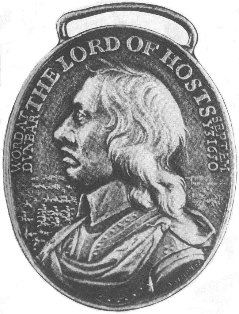 Battle of Dunbar medal