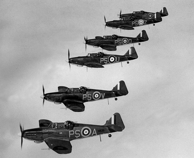11 Aircraft That Fought in the Battle of Britain | History Hit
