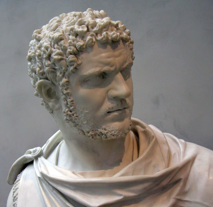 Emperor Caracalla.