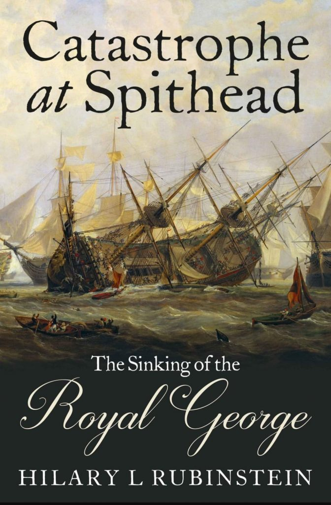 Catastrophe at Spithead - Cover-1