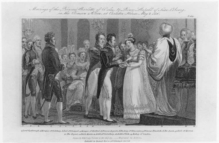 Charlotte and Leopold wedding