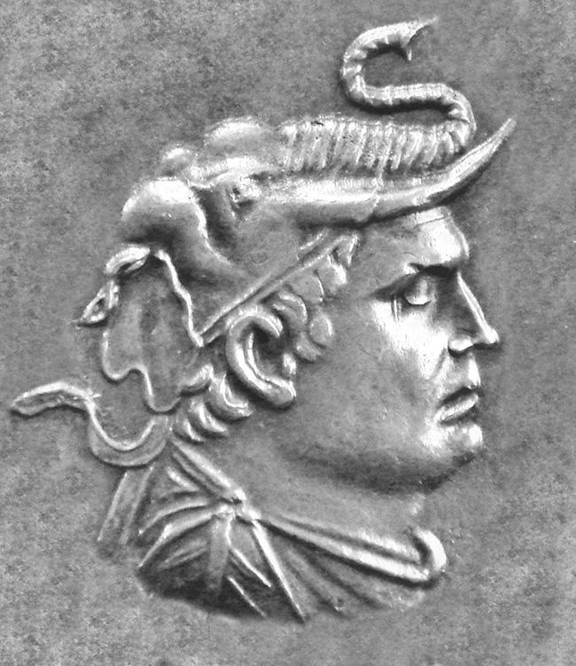 Greco-Bactrian King Demetrius I
