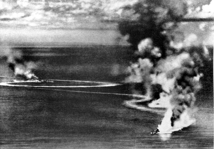 Royal Navy heavy cruisers