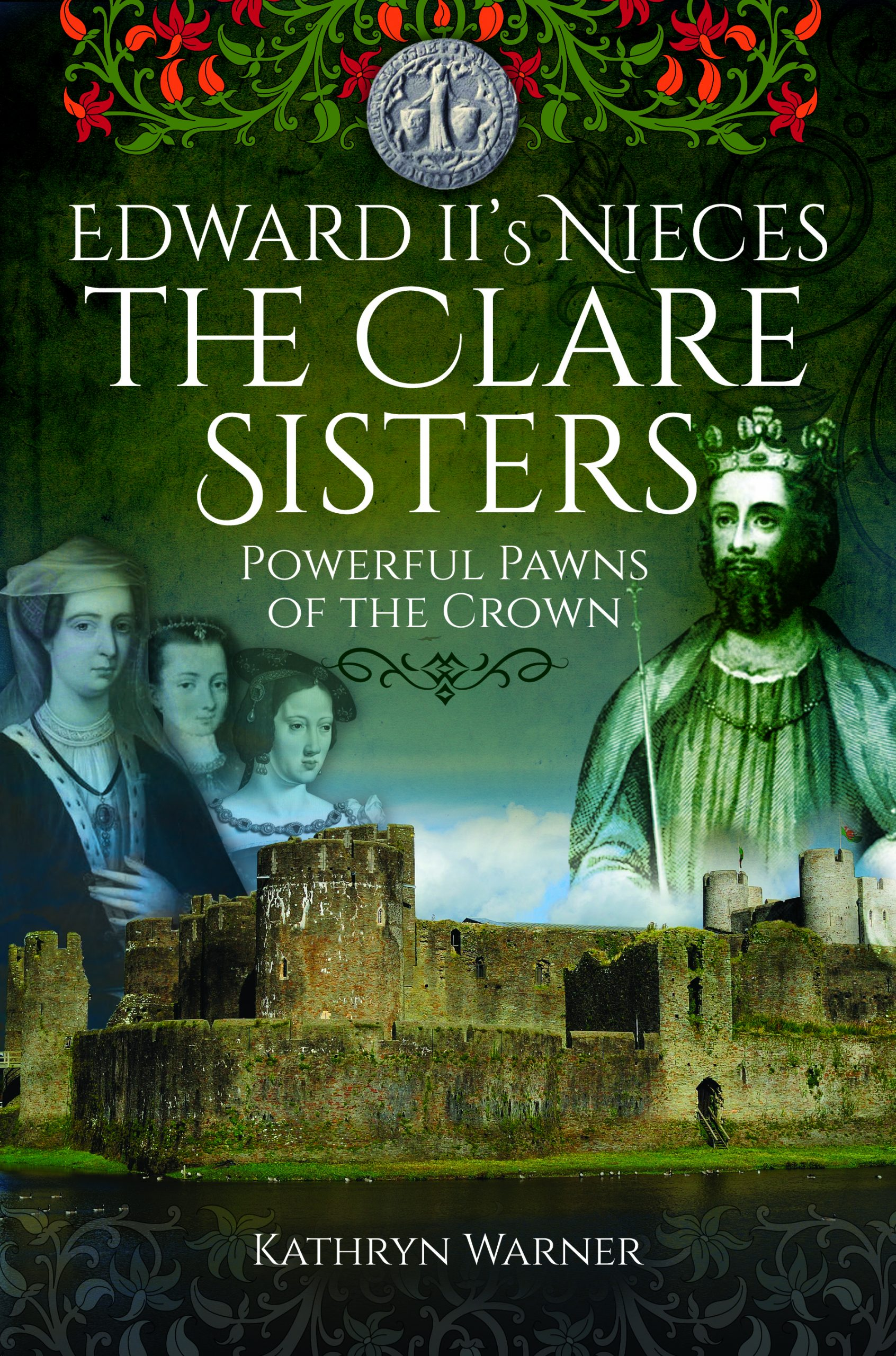 Edward II's Nieces The Clare Sisters cover