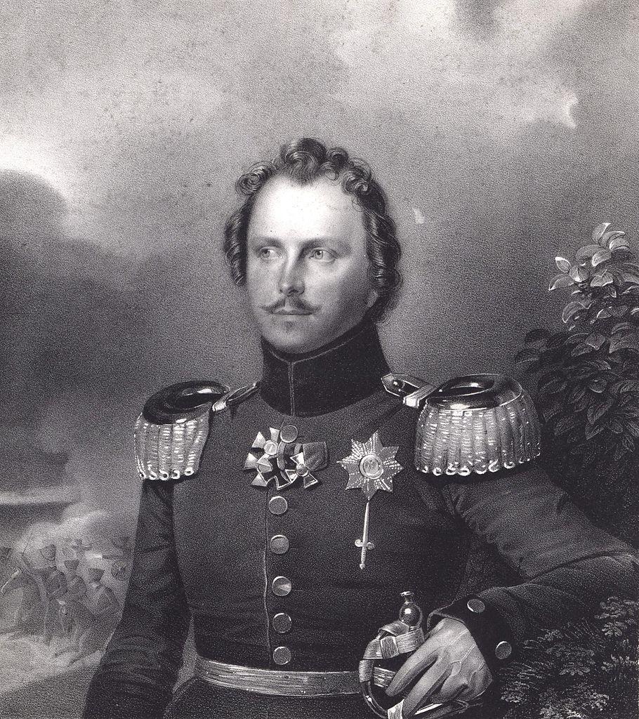 Prince Frederick.