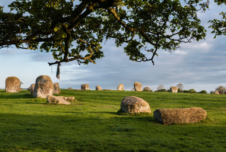 Long Meg and Her Daughters.