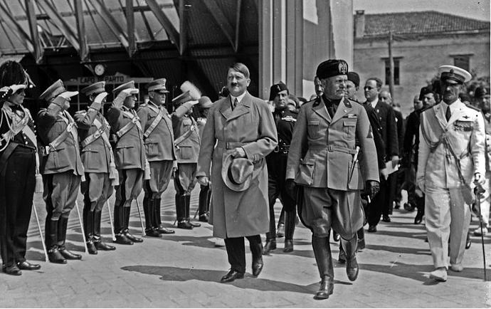 HitlerMussolini1934Venice