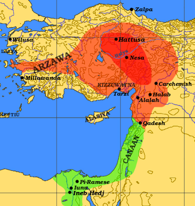 Hittite Empire