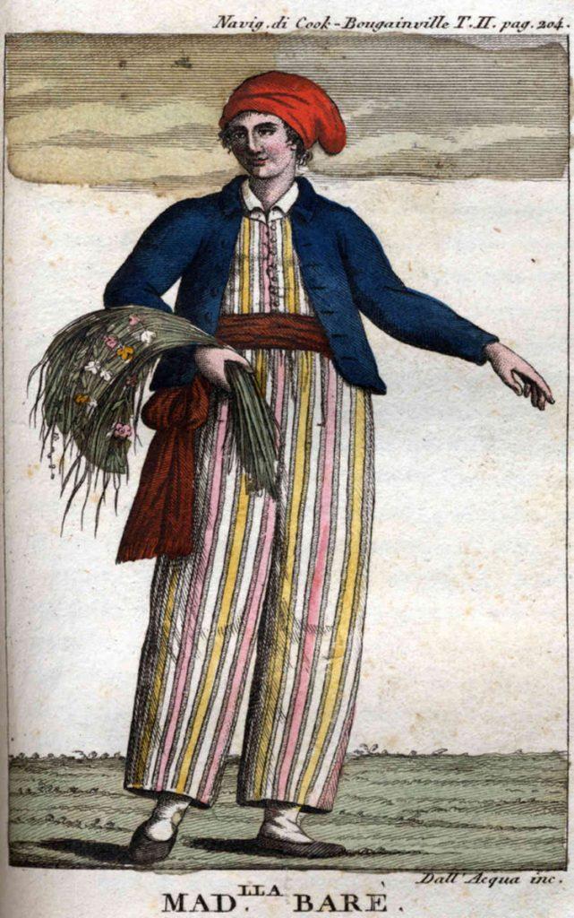 Jeanne Barret