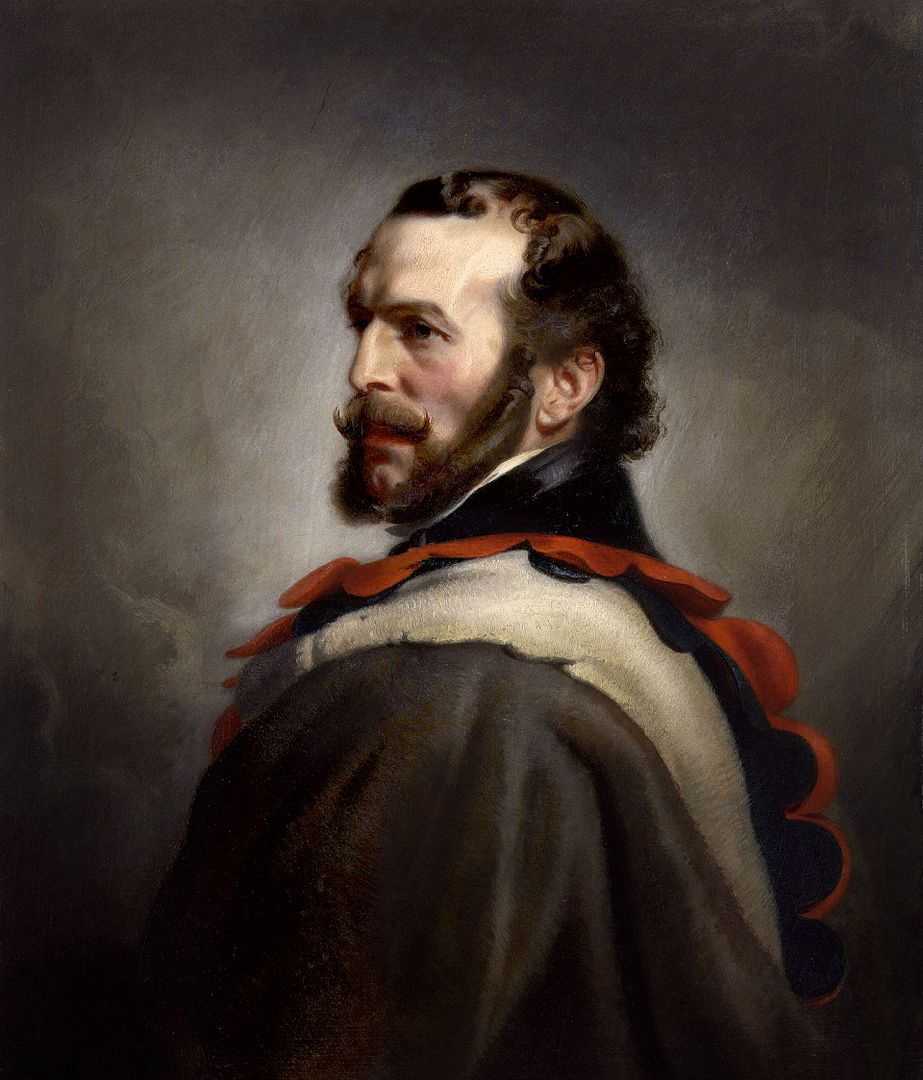 John Rae, by Stephen Pearce (died 1904).