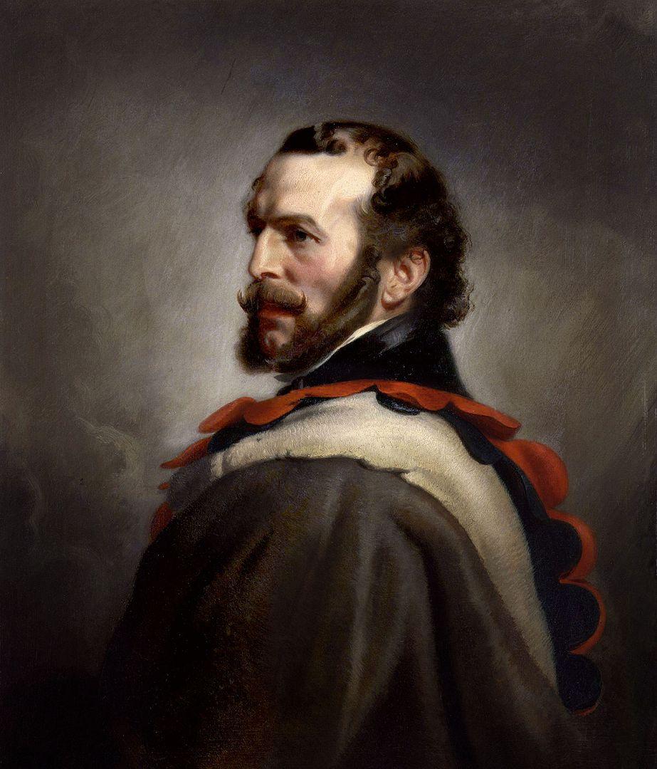 John Rae, by Stephen Pearce (died 1904).