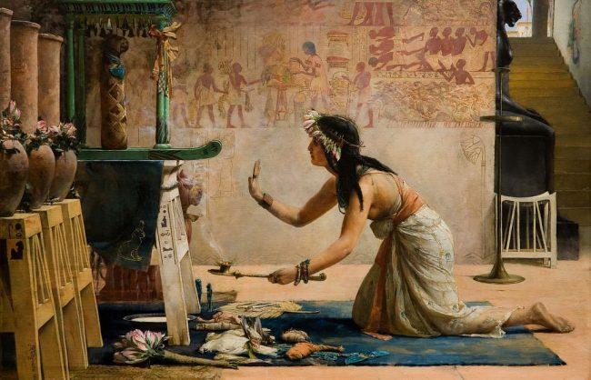 John_Reinhard_Weguelin_–_The_Obsequies_of_an_Egyptian_Cat_1886-