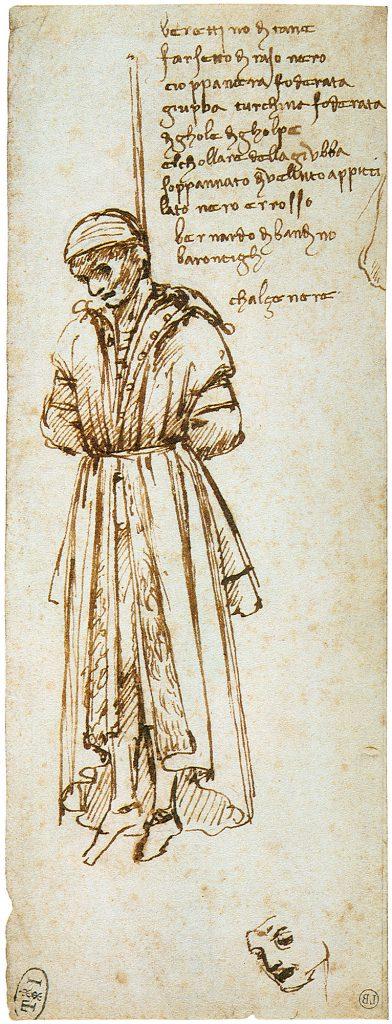 Hanging of Bernardo Baroncelli
