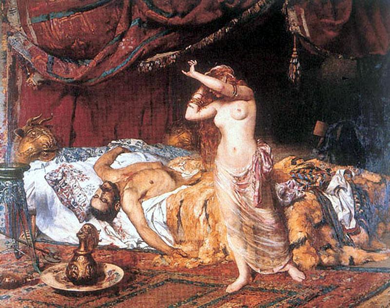Death of Attila