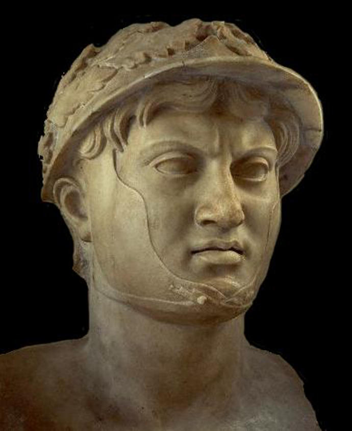 Bust of King Pyrrus