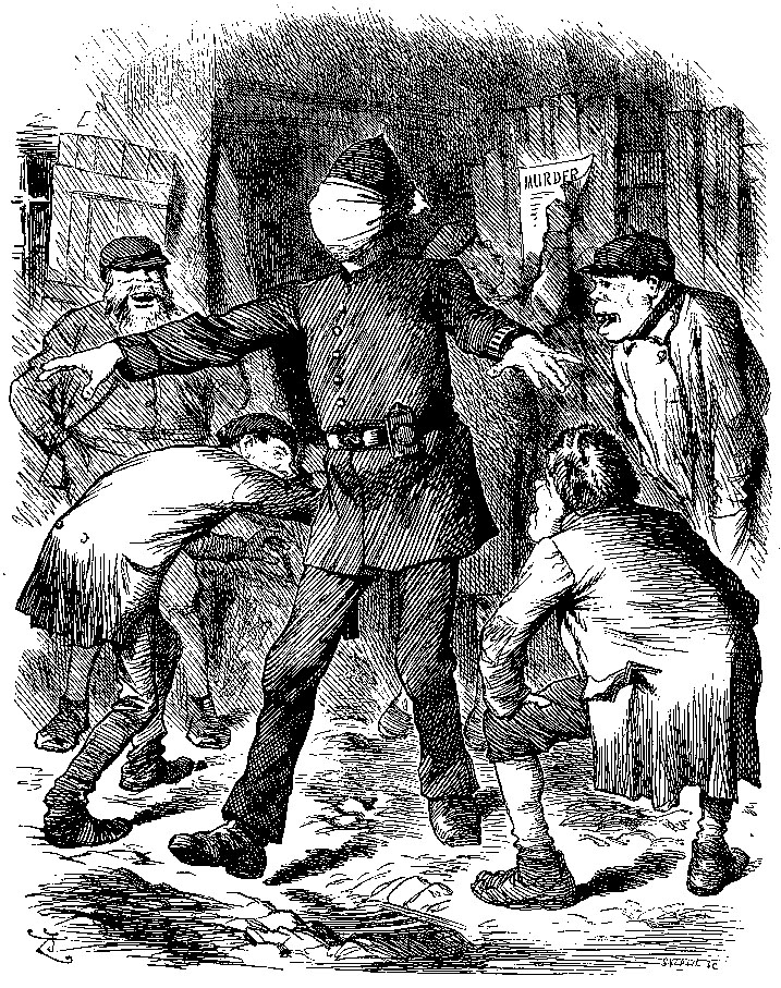 Jack the Ripper Punch