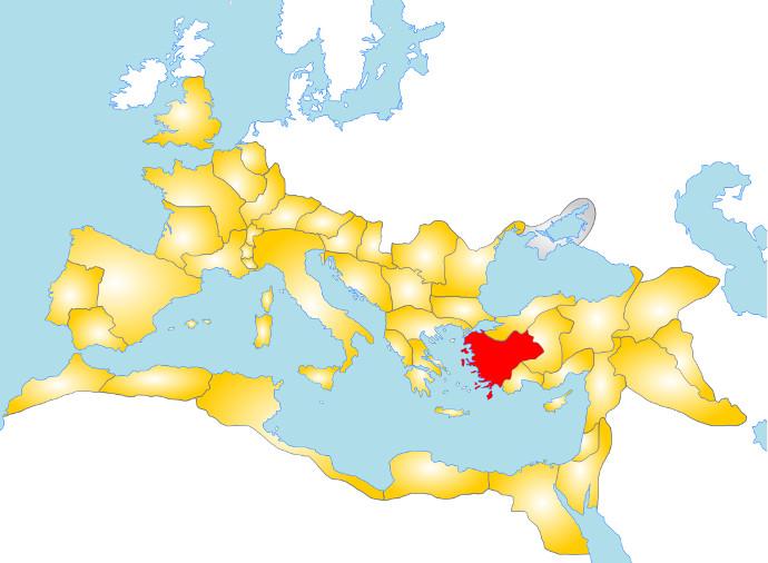 Roman province of Asia