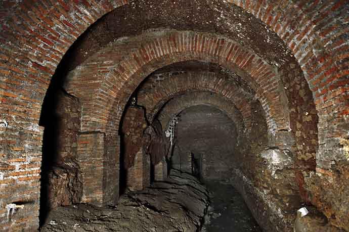 Rome-Sewer