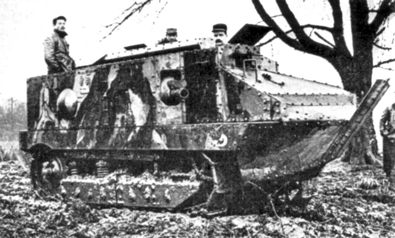 Schneider_CA1_(M16)_tank