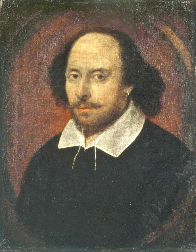 William Shakespeare told Caesar's story in 1599.