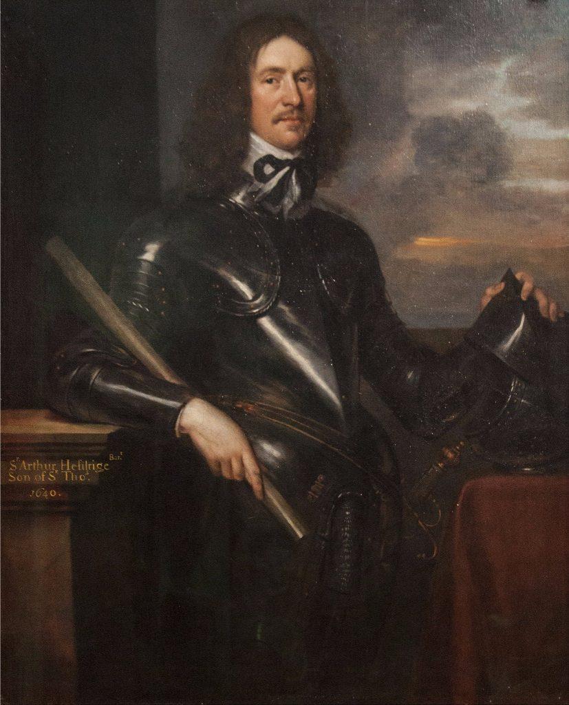 Sir Arthur Hesilrige