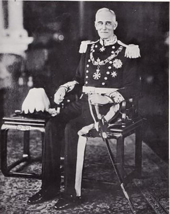 Sir Cecil Clementi.
