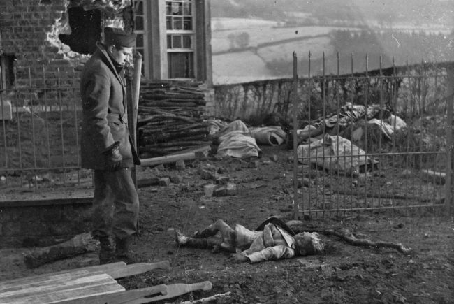Stavelot Massacre