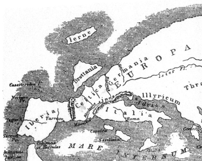 roman maps
