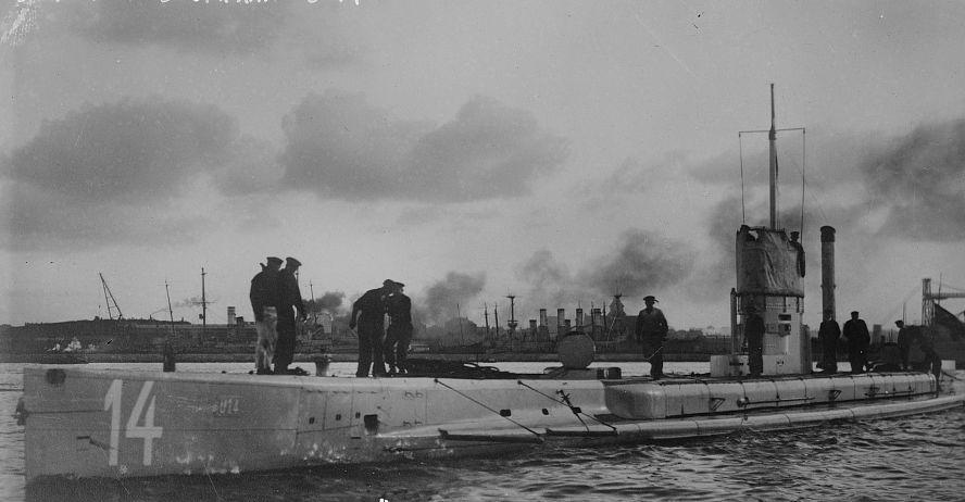 Submarine_U-14_(LOC)_(6358166395)