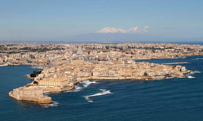 Syracuse in Sicily