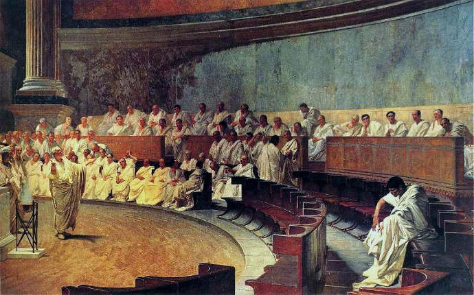 The Ancient Roman senate
