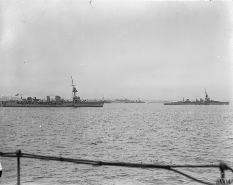British Naval Campaign in the Baltic