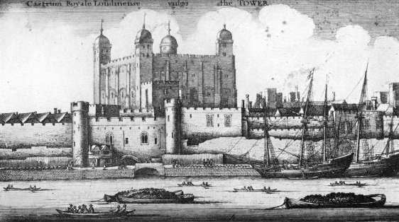 The Tower of London 1647