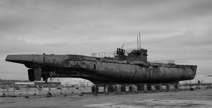 U534-construction
