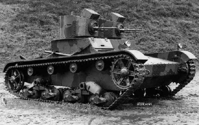 Vickers 6 Ton