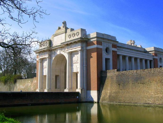Ypres-Menin-Gate-Memorial