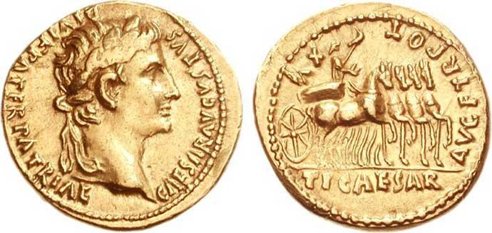 augustus tiberius
