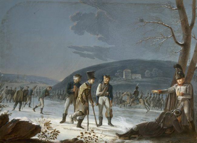 Austerlitz prisoners