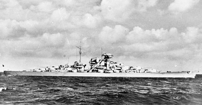 bismarck-ship