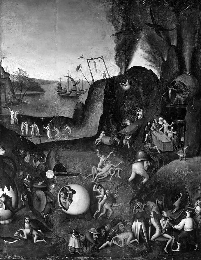 purgatory middle ages