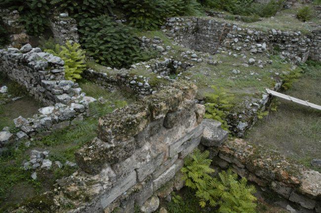 Ruins of the Cadmea