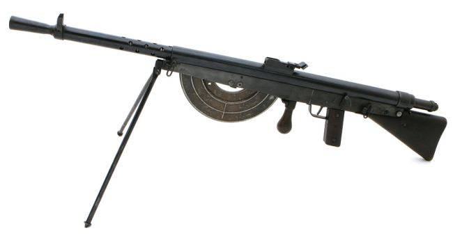 The Infamous 'Chauchat'