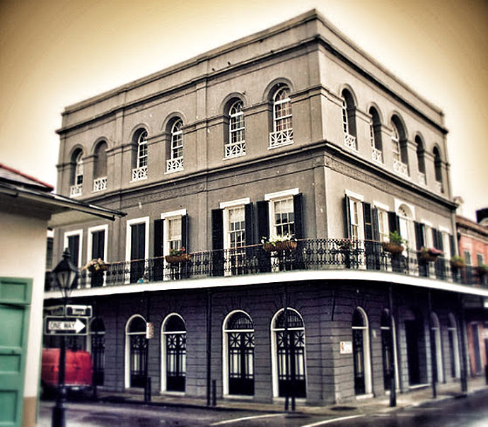 Delphine Lalaurie's House