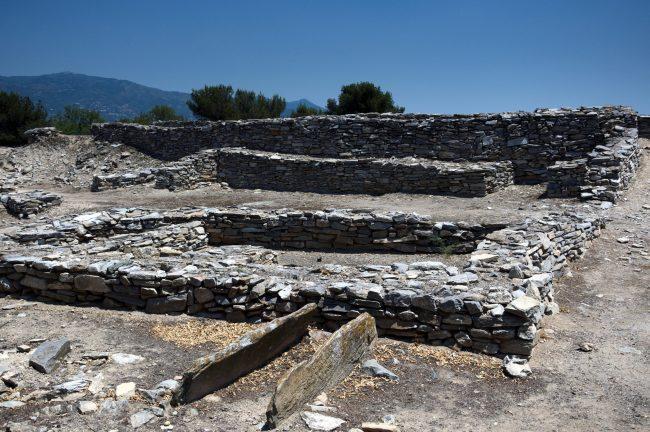 Dimini archaeological site.