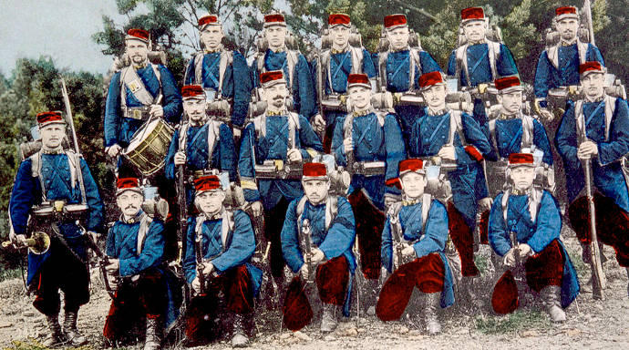 french-early-uniform
